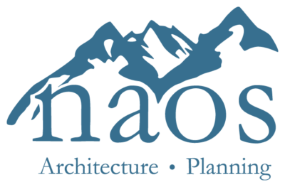 Naos Design Group Logo | Naos Architecture and Planning